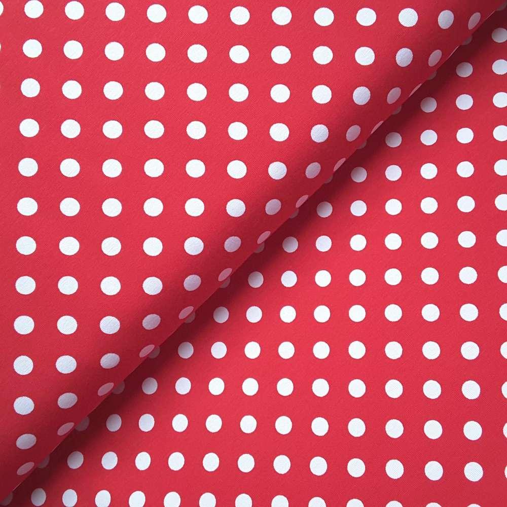 0caf7bf3 Jersey * weiße Punkte auf rot * Vicente - Träume aus Stoff