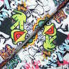 Softshell * Graffiti Frosch