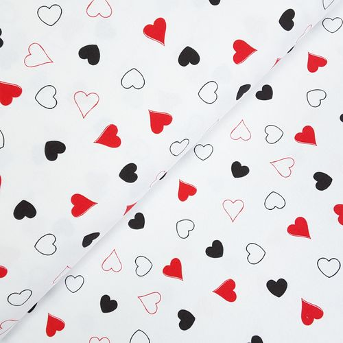 Jersey * Hearts black/red