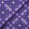 Sommersweat * Winter Blossom by Lycklig Design * florale Ornamente violett